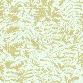 Little Greene Fern Grey Green Wallpaper