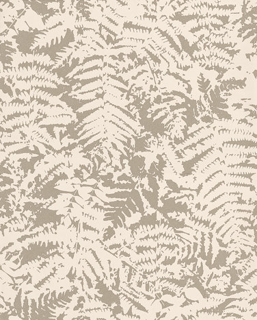 Little Greene Fern Gilver / Grey Wallpaper main image