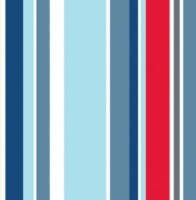 Image of Kids @ Home Wallpapers Long Island Stripe, DF73999