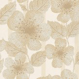 Little Greene Poppy Flower Wallpaper