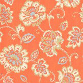Thibaut Alexa Orange Wallpaper - Product code: 839-T-4916
