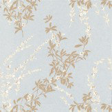 Thibaut Fiona Pale Blue Wallpaper - Product code: 839-T-4934