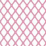 Thibaut Ingrid Pink Wallpaper