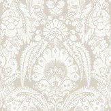 Cole & Son Chatterton Chalk Wallpaper