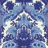 Cole & Son Aldwych Blue Wallpaper