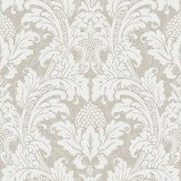 Cole & Son Blake Off White Wallpaper
