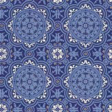 Cole & Son Piccadilly Deep Blue Wallpaper