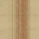 Zoffany Sisal Stripe Beige / Orange Wallpaper - Product code: 310416