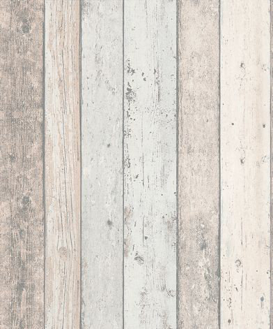 Wood Panelling By Albany Natural Blue Wallpaper Direct