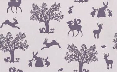 Image of Hibou Home Wallpapers Enchanted Wood, HH00101