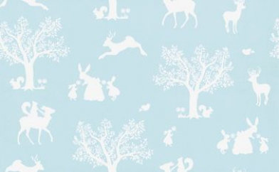 Image of Hibou Home Wallpapers Enchanted Wood, HH00102