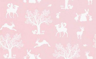 Image of Hibou Home Wallpapers Enchanted Wood, HH00103