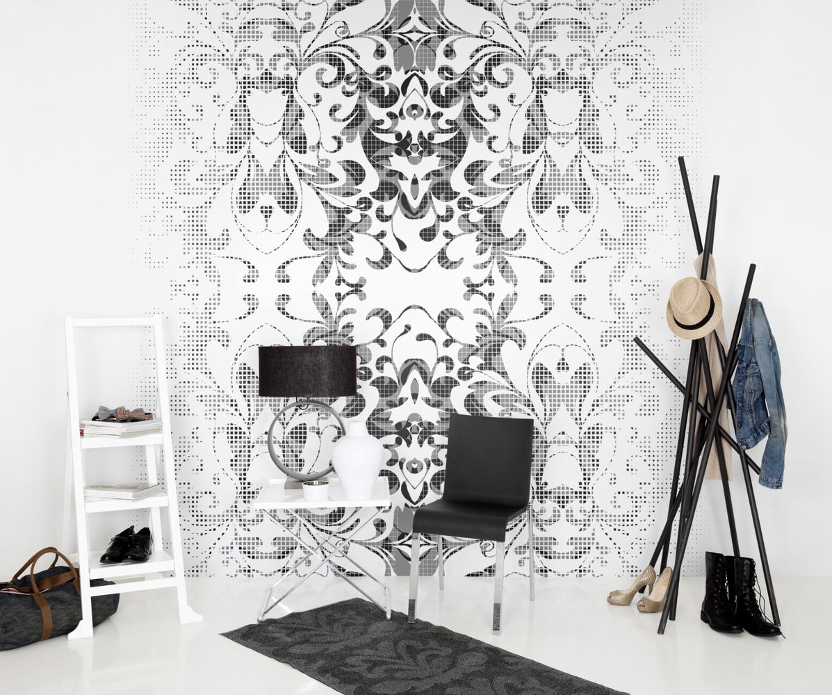 Mr Perswall Shifting Shadows Mural - Product code: P140402-W