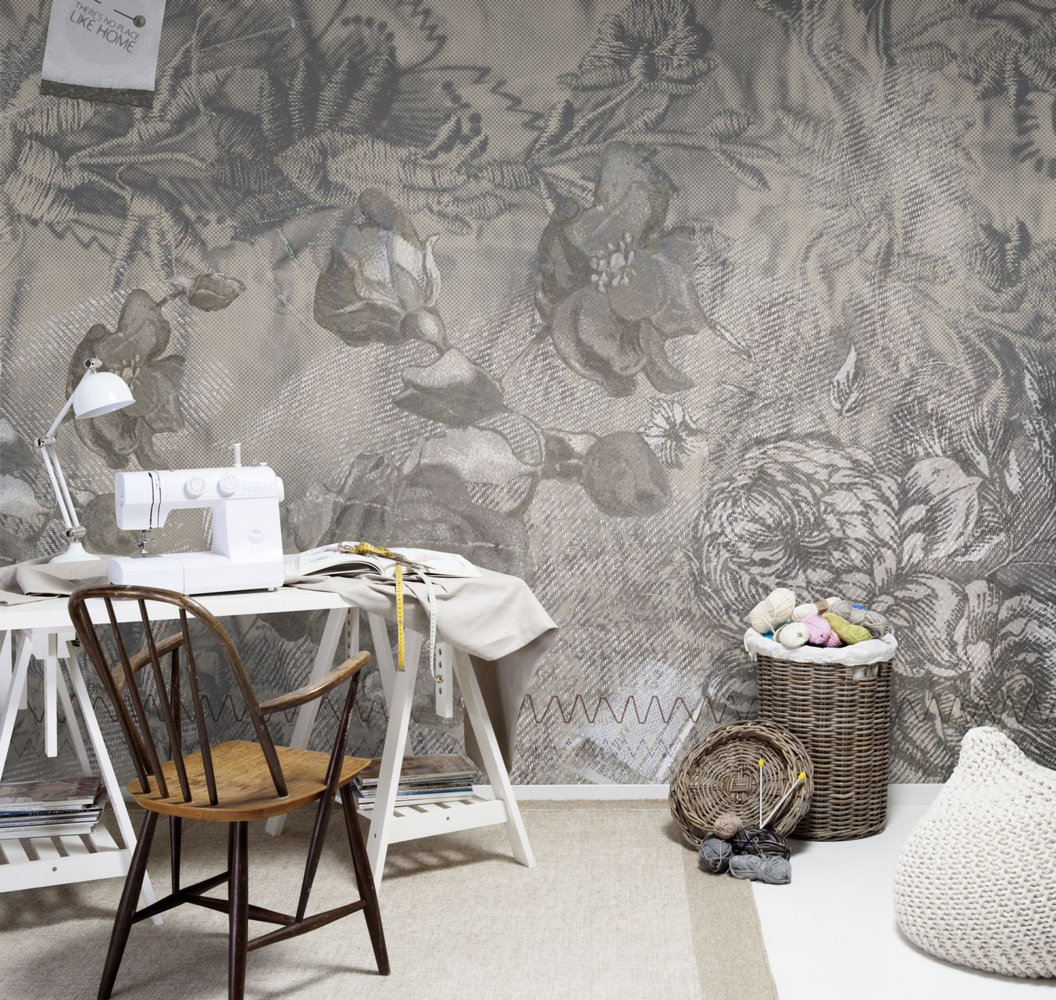Mr Perswall Floral Grace Mural - Product code: P140802-8