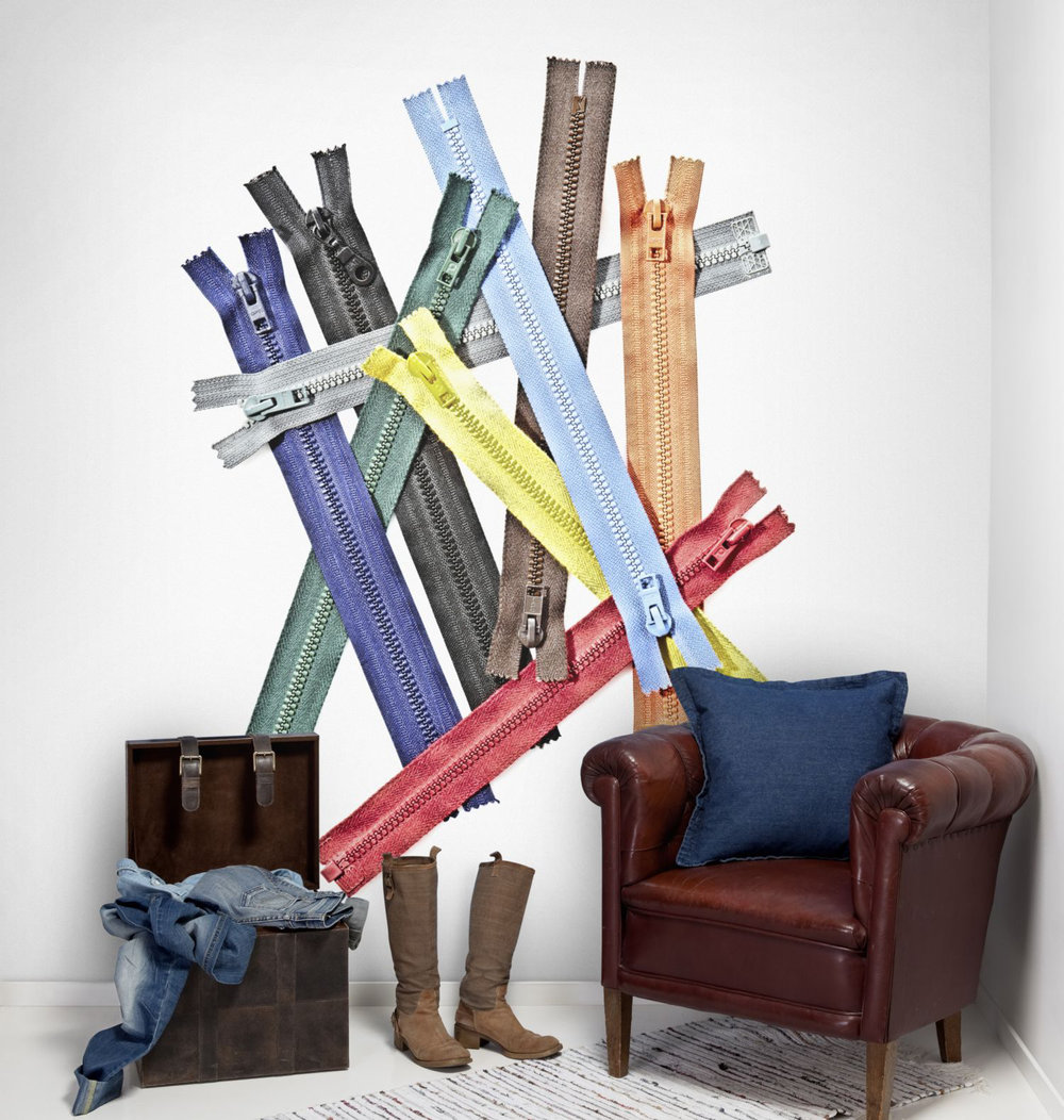 Mr Perswall The Zip Mural - Product code: P142102-W