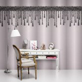 Mr Perswall Stylish Tassels Mural - Product code: P142201-8