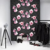 Mr Perswall Graceful Garland Mural - Product code: P142702-4