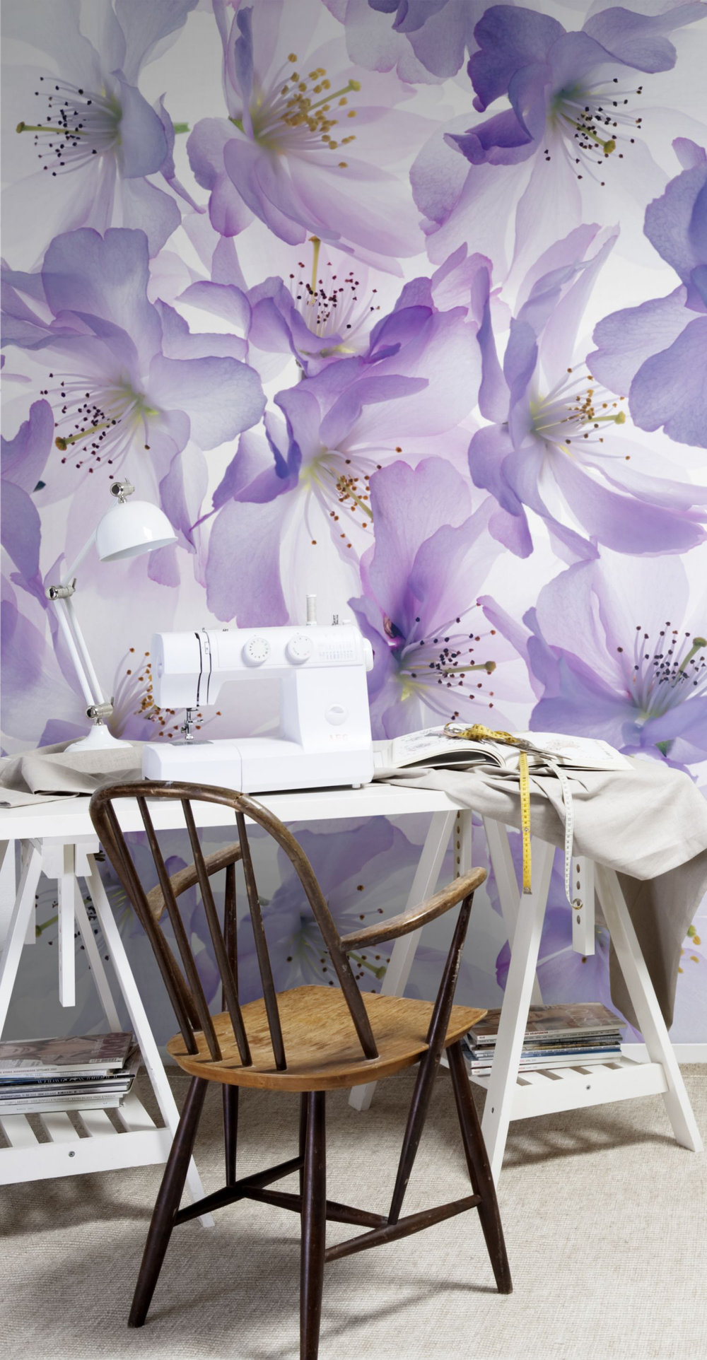 Mr Perswall Blossom Mural - Product code: P140501-W