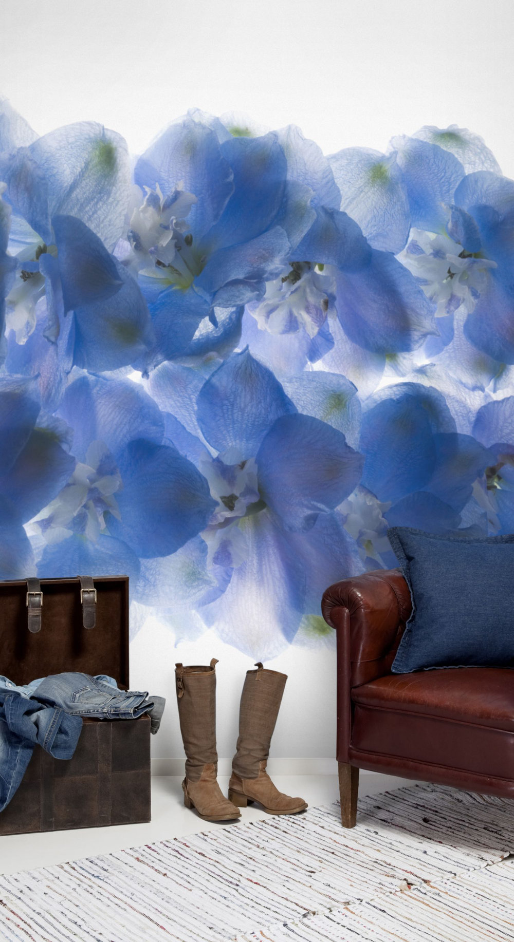 Mr Perswall Blossom Mural - Product code: P140502-W