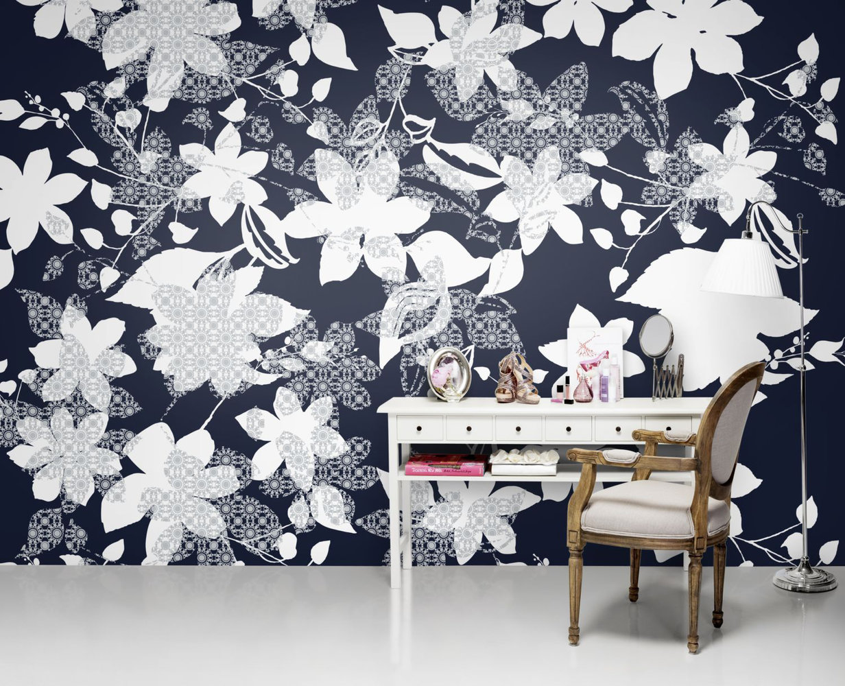 Mr Perswall Vibrant Vintage Mural - Product code: P142802-9