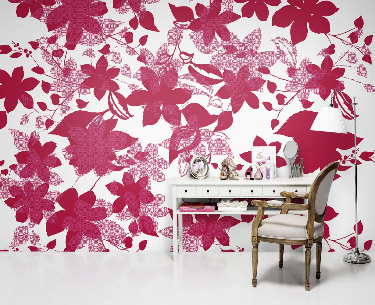 Mr Perswall Vibrant Vintage Mural - Product code: P142801-9