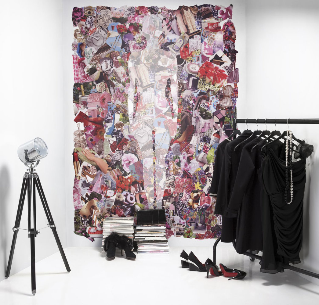 Mr Perswall His and Hers Mural - Product code: P141701-W