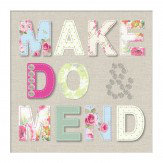 Arthouse Make Do and Mend Filled Frame Art - Product code: 002541