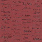 Andrew Martin Autograph Red Wallpaper - Product code: A03-RED