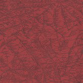 Andrew Martin Traveller Red Wallpaper