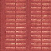 Andrew Martin Plantation Red Wallpaper