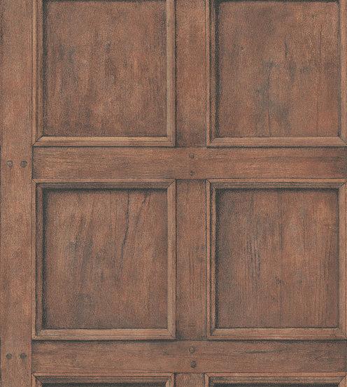Andrew Martin Regent Oak Wallpaper main image