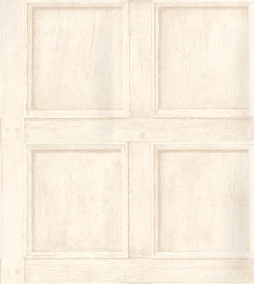 Andrew Martin Regent Ivory Wallpaper - Product code: RE01-IVORY