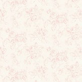 Clarke & Clarke Delphine Rose Wallpaper - Product code: W0027/04