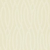 Sanderson Ester Linen / Ivory Wallpaper