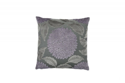Image of Sanderson Cushions Ceres Velvet Lilac Cushion, 251489