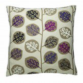 Sanderson Dalarna Plum Cushion - Product code: 251806