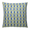 Sanderson Ellipse Indigo/Linen Cushion