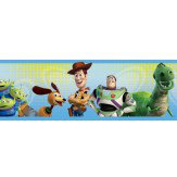 Kids @ Home Toy Story 3 border Multi
