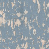 Andrew Martin Crackle Blue Wallpaper - Product code: PE07-Blue