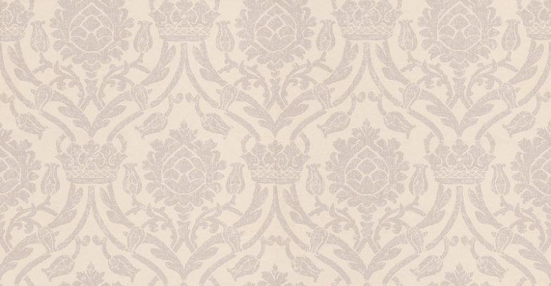 Image of Sheila Coombes Wallpapers Bohemian Damask, W621-07