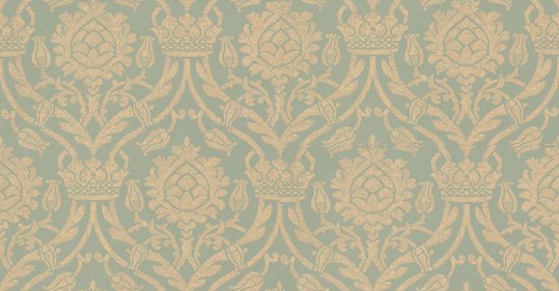 Image of Sheila Coombes Wallpapers Bohemian Damask, W621-08