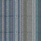 Harlequin Array Aqua / Grey / White Wallpaper