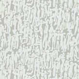 Harlequin People Off White / Grey Wallpaper
