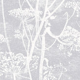 Cole & Son Cow Parsley Soft Lilac Wallpaper