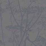 Cole & Son Cow Parsley Charcoal Wallpaper