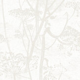 Cole & Son Cow Parsley Off White Wallpaper