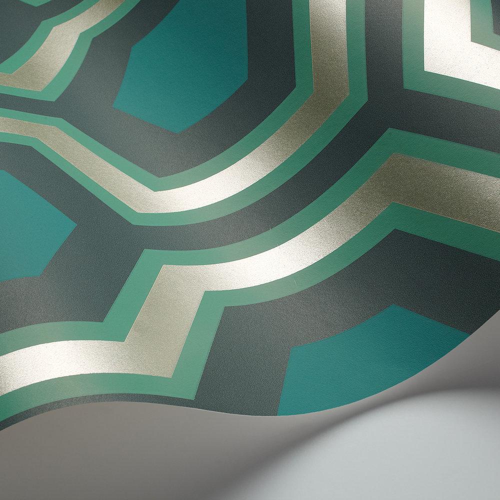 Cole & Son Hicks Grand Green Wallpaper - Product code: 95/6034