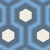 Cole & Son Hicks Grand Blue Wallpaper