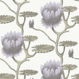 Cole & Son Summer Lily Lilac Wallpaper