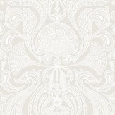 Cole & Son Malabar Soft Grey Wallpaper